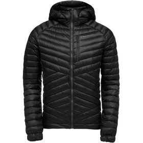 Black Diamond Approach Manteau à capuche Duvet Homme, black